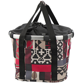 KlickFix Reisenthel Bike Basket indio colourful